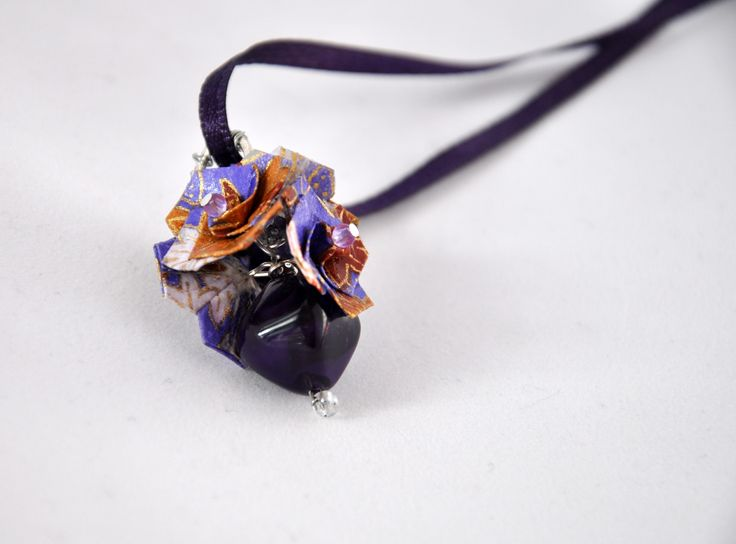 1000+ images about Origami Jewelry & Accessories on ... - photo#2