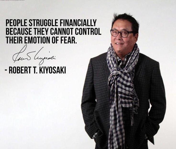 Robert Kiyosaki: 17 Best Images About Success Quotes On Pinterest
