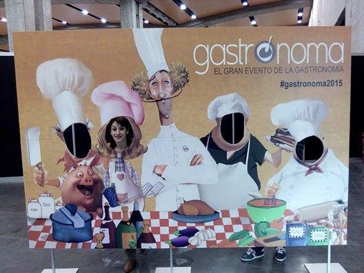 #Gastrónoma2015