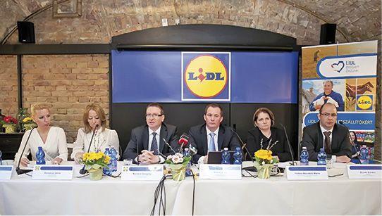 Több mint 900 magyar termék lesz a Lidlben