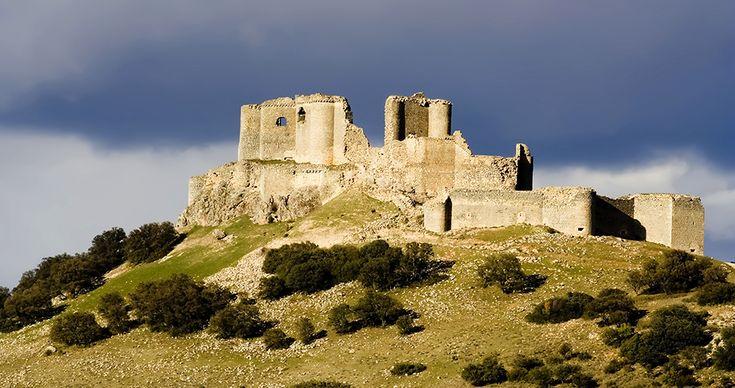 Visita Castillo de Puebla de Almenara | TCLM