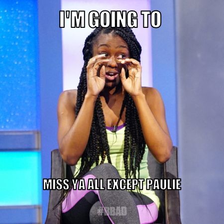 Play or get played on Big Brother After Dark—I chose play. Check out my meme!