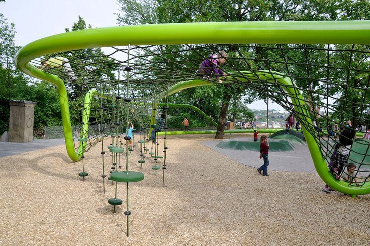 02 annabau landscape architecture playground « Landscape Architecture Works | Landezine