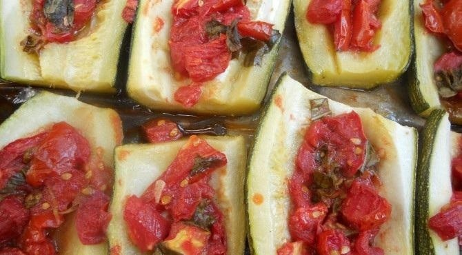 Opentaste - Zucchini au gratin summer scent