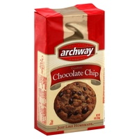 Archway Chocolate Chip Cookies Archway Cookie Company, Battle Creek MI.