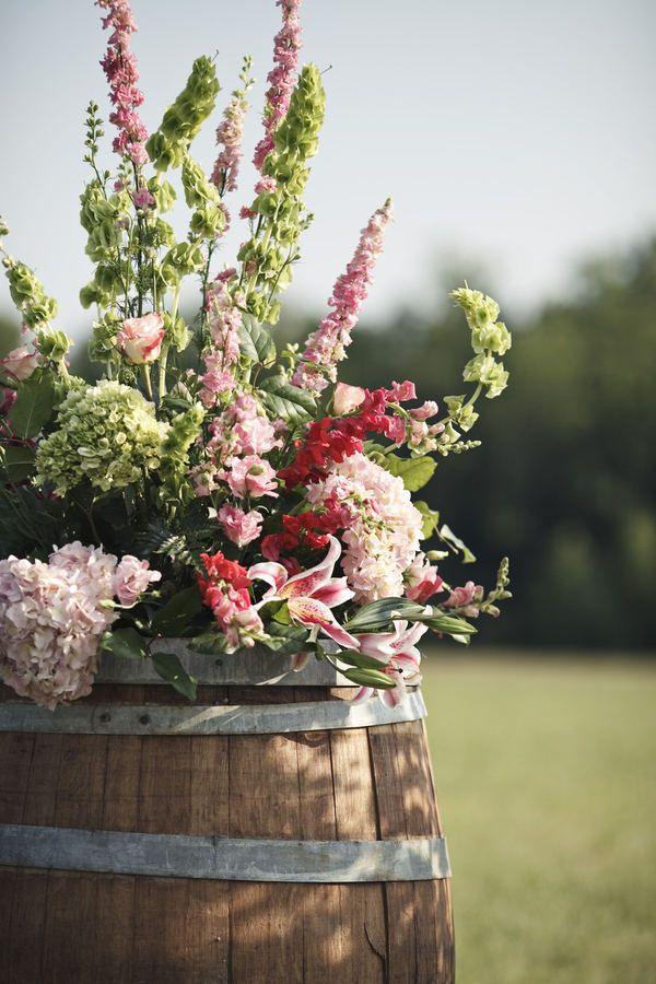 932 - Botti per #arredamento #giardino, #ville #signorili, #case di #campagna e #allestimenti da #cerimonie
