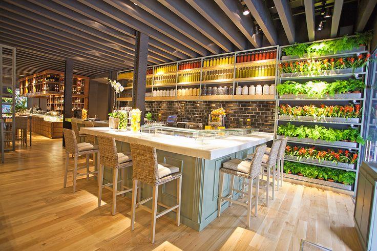 Restaurante Lobby Market en Madrid