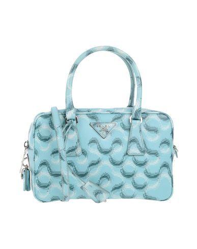 PRADA Handbag. #prada #bags #shoulder bags #hand bags #leather #satchel #lining #
