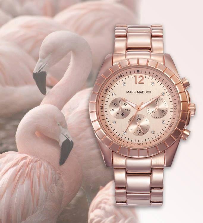 Pink Gold perfecta combinación.