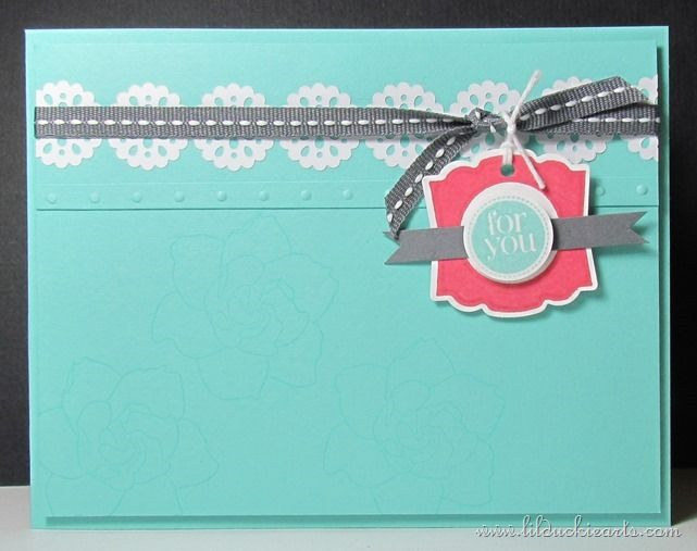 CASED For You Any-Occasion Card