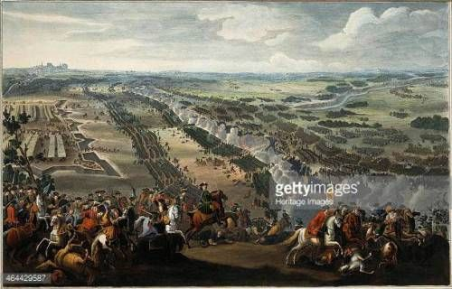 12-04 The Battle of Poltava on 27th June 1709, after 1724.... #poltava: 12-04 The Battle of Poltava on 27th June 1709, after… #poltava