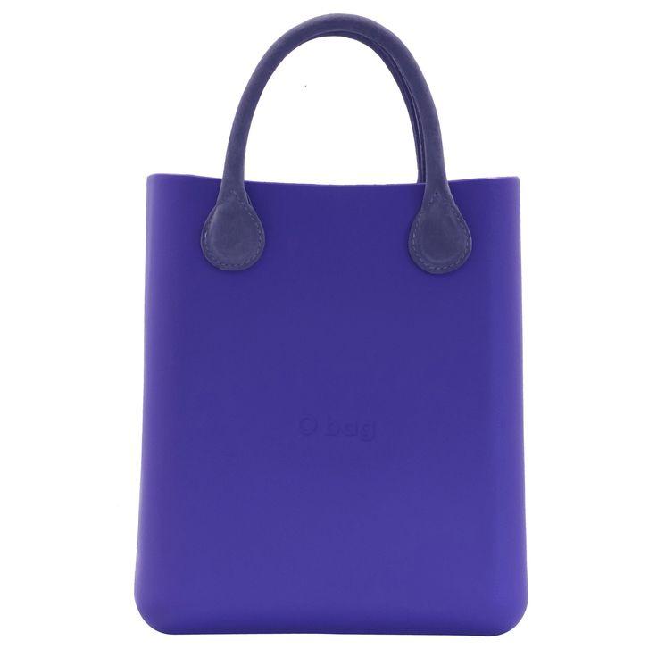 O chic handbag in purple #obag
