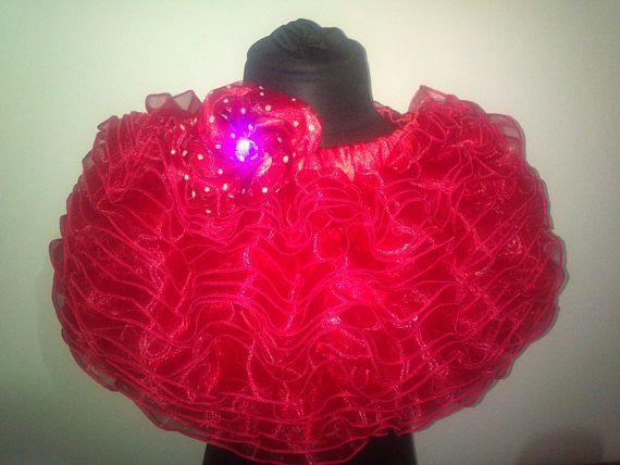 Red tutu for babys.Tutu skirt for girl.Flower girl.Skirt with