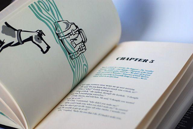 Inspiring Book Design from http://www.indesignskills.com/