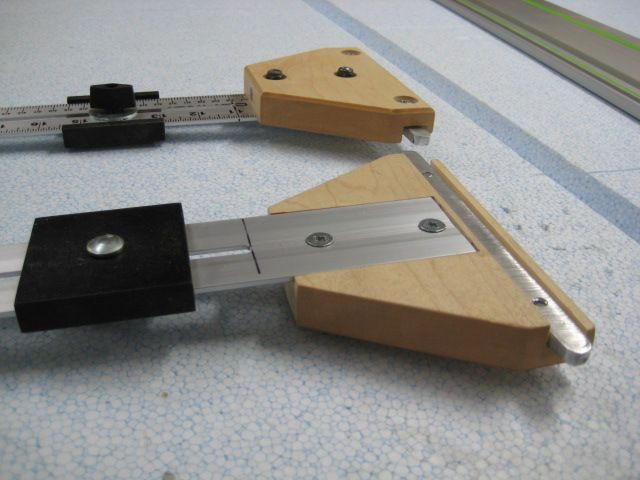 parallel guides for makita track saw