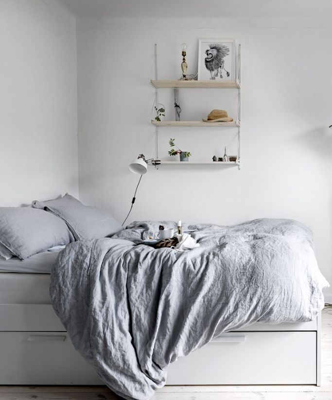 25 best ideas about ikea small bedroom on pinterest 13284 | d634700d79dfe789e0fdb4f67c0f110c