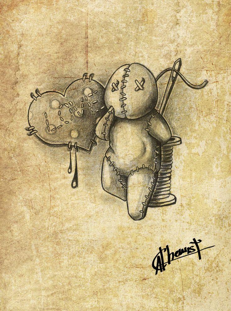 Voodoo Doll by nvalchemist
