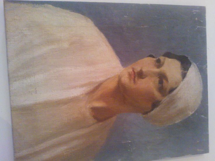 dipinto da mamma a 18 anni