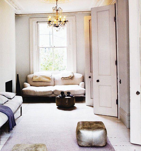 cozy white bedroom interior designbedroom
