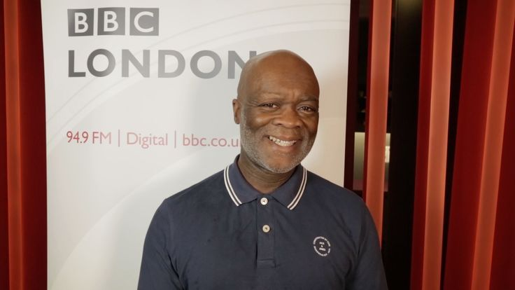 Eddie Nestor shares his #BBCMoments