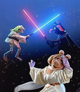 Muppets in Space!