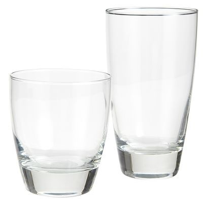 Classic Tumblers. Serving of 8 is $48 Pier One