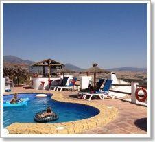 Andalusië, 7 appartementen, mooi uitzicht, goede uitval basis voor veel bezienswaardigheden - Hacienda Guaro Viejo