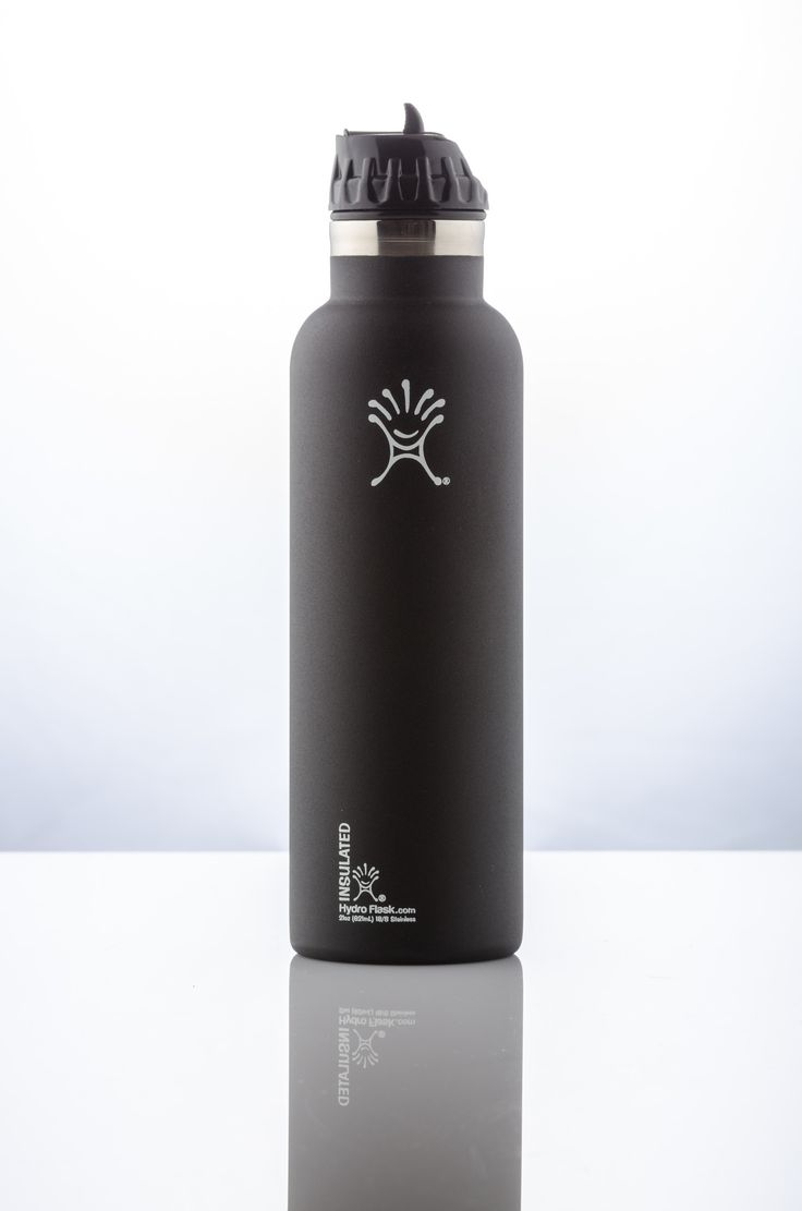 Clearly Filtered™ - Insulated Stainless Filtered Water Bottle