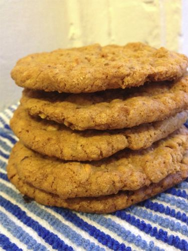 Gluten Free Oatmeal Scotchies Recipe photo - I'll substitute sugar for ...