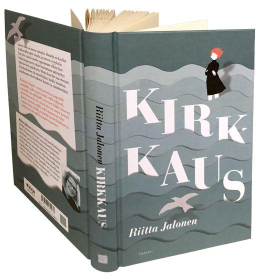 Karppi Design ::: Kirkkaus ::: Cover design
