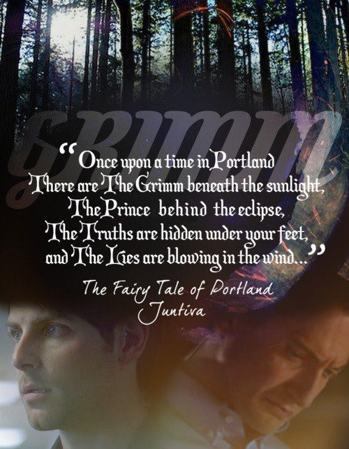 Grimm...a Fairy Tale retold
