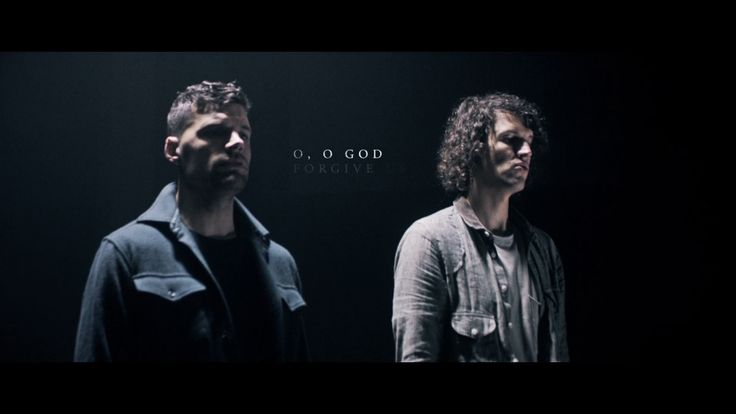 "for KING & COUNTRY - O God Forgive Us. ""We've prayed the prayer with no reply. Words float off into the night. Couldn't cut our doubt with the sharpest knife. Oh, oh God forgive us Silence isn't comfortable We want drive-thru peace & instant hope, our shallow faith it has left us broke. Oh, oh God forgive us. Oh, oh God forgive us. A slave to our uncertainty, help us with our unbelief. Oh God forgive us."""