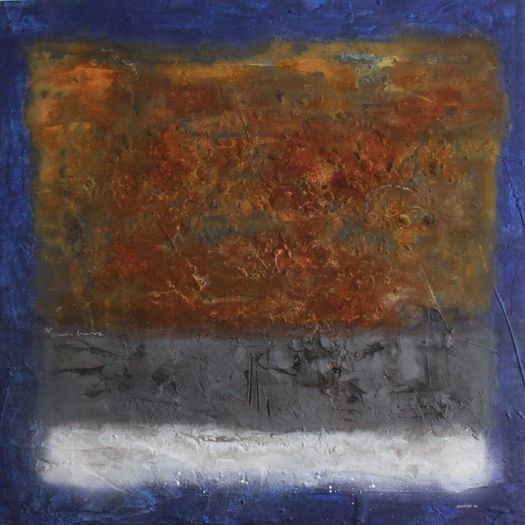 akami (2016) 120x120cm mixed media on canvas daniel soukup