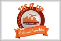 The 5th Annual Tee It Up for Children's Laughter Golf Tournament will be held at Blackstone Country Club in Peoria, Arizona.