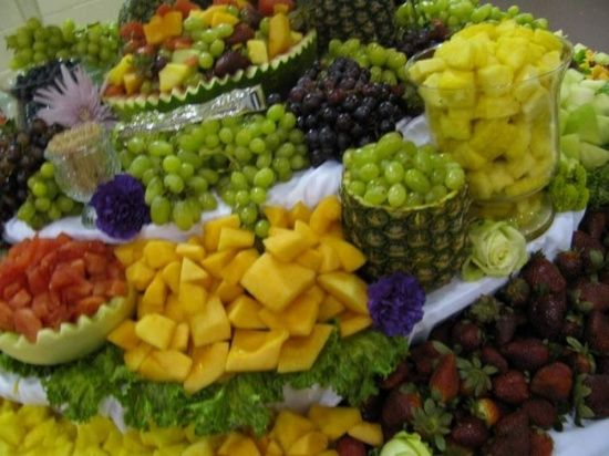 67 best images about catering ideas on pinterest for Best food for wedding reception