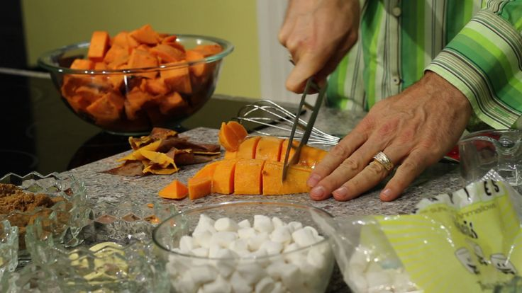 Southern Candied Yams-Vegan Man Style - Conscious Living TV