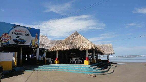 Restaurante Las Tunas, La Unión, El Salvador.
