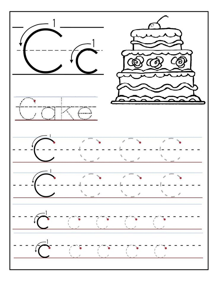 trace the letter c worksheets activity shelter alphabet and numbers learning pinterest. Black Bedroom Furniture Sets. Home Design Ideas