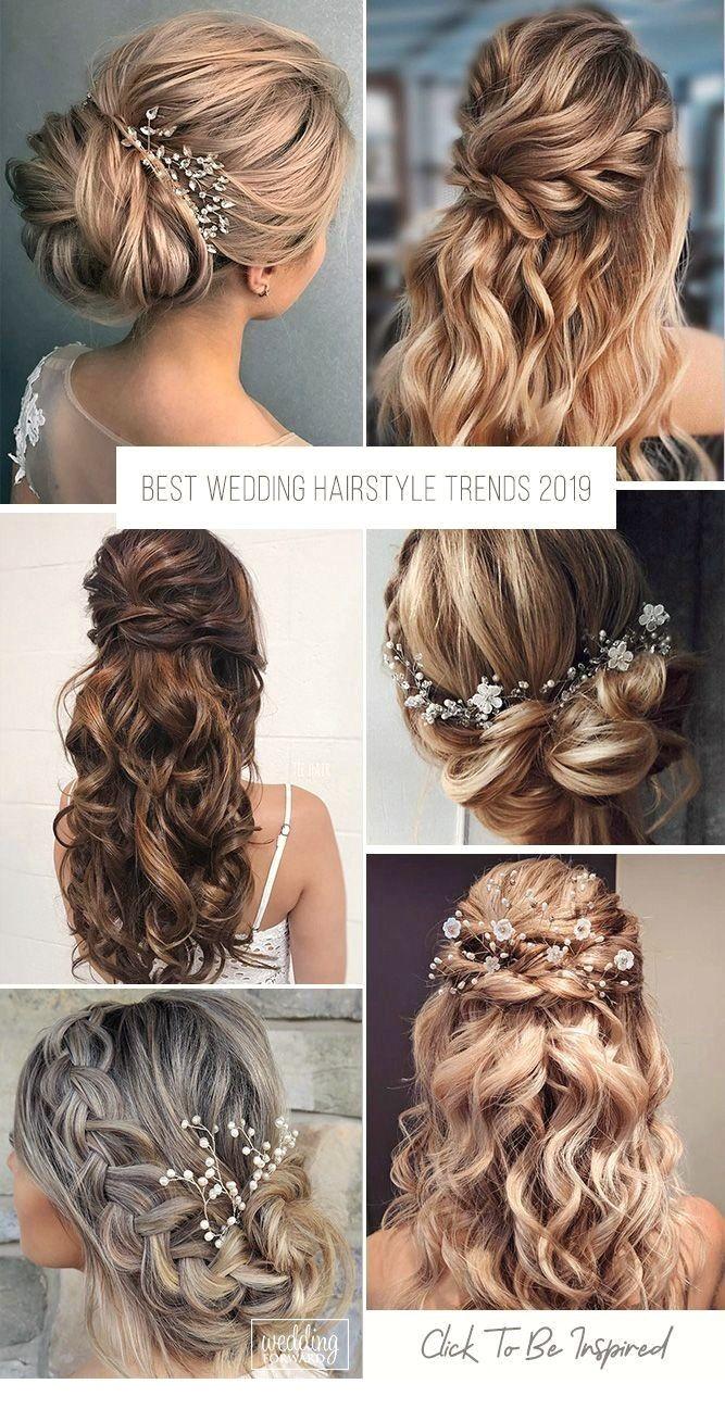 stylish summer wedding hairstyles #hair #hairstyle