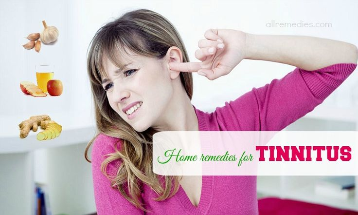 Discover 19 easy & natural home remedies for tinnitus symptoms and see the good effects after applying.