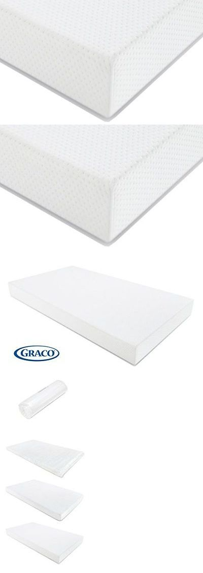 Crib Mattresses 117035: Graco Premium Foam Crib And Toddler Bed Mattress, Standard And Full Sized -> BUY IT NOW ONLY: $55 on eBay!