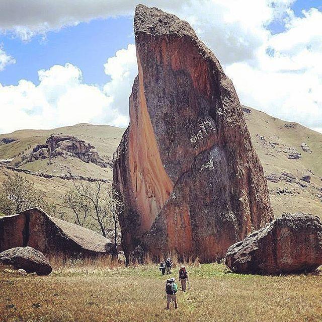 Pinnacle Rock, Cobham, Drakensberg, South Africa. #drakensberg #hiking #nature #rockclimbing #outdoors #adventure #africa #southafrica #drakensbergmountains #mountain #mountains #explore #outside #travel
