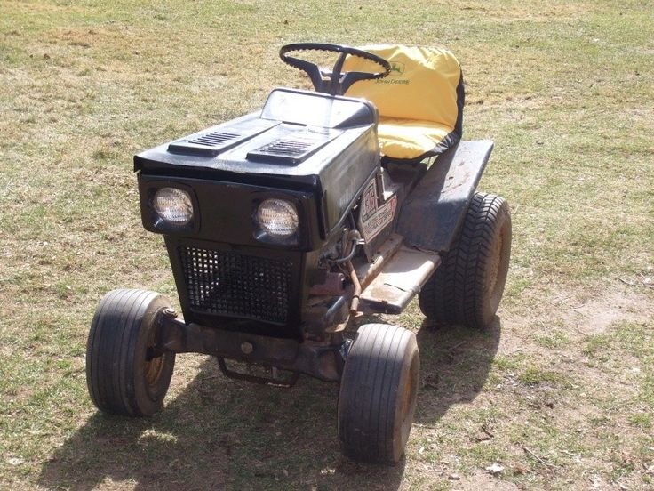 Dynamark Lawn Tractors : Best images about mowers vintage on pinterest gardens