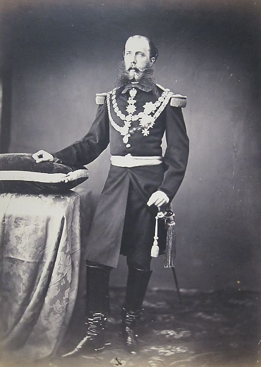 Maximiliano I Emperor of Mexico circa 1866 http://www.metmuseum.org/collections/search-the-collections/190039124