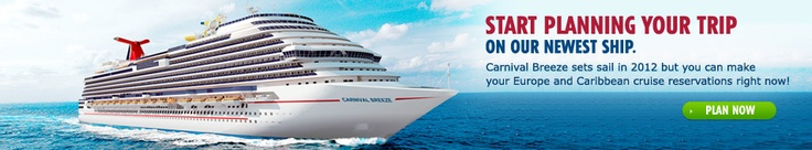 I want to go on a cruise! Anywhere, as long as it's long and luxurious!