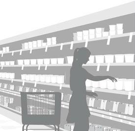 Experts in shop fitting & shop shelving | shelving4shops: Supermarket Shelving