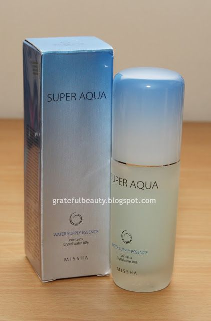 MIssha Super Aqua Suppy Essense