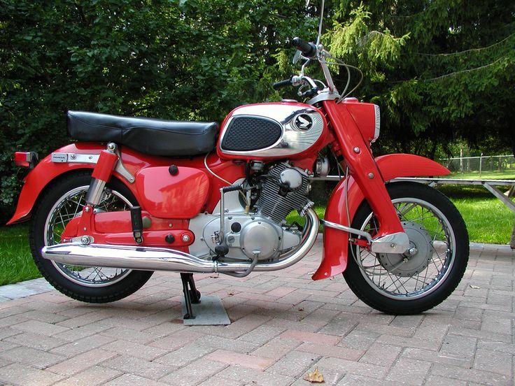 1966 Honda 305 Dream