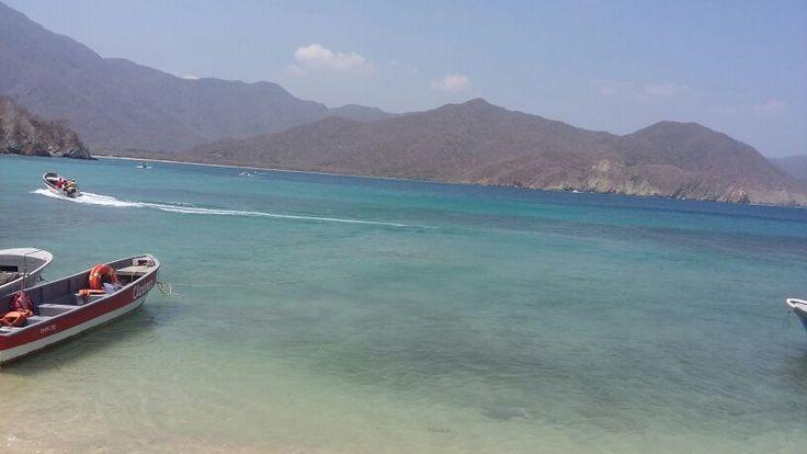 #PlayaCristal #ParqueTayrona #SantaMarta