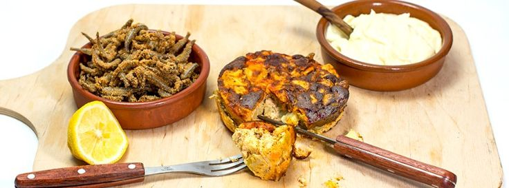 Zubereitung: Frittierter Fisch auf spanische Art mit Aioli und Torilla